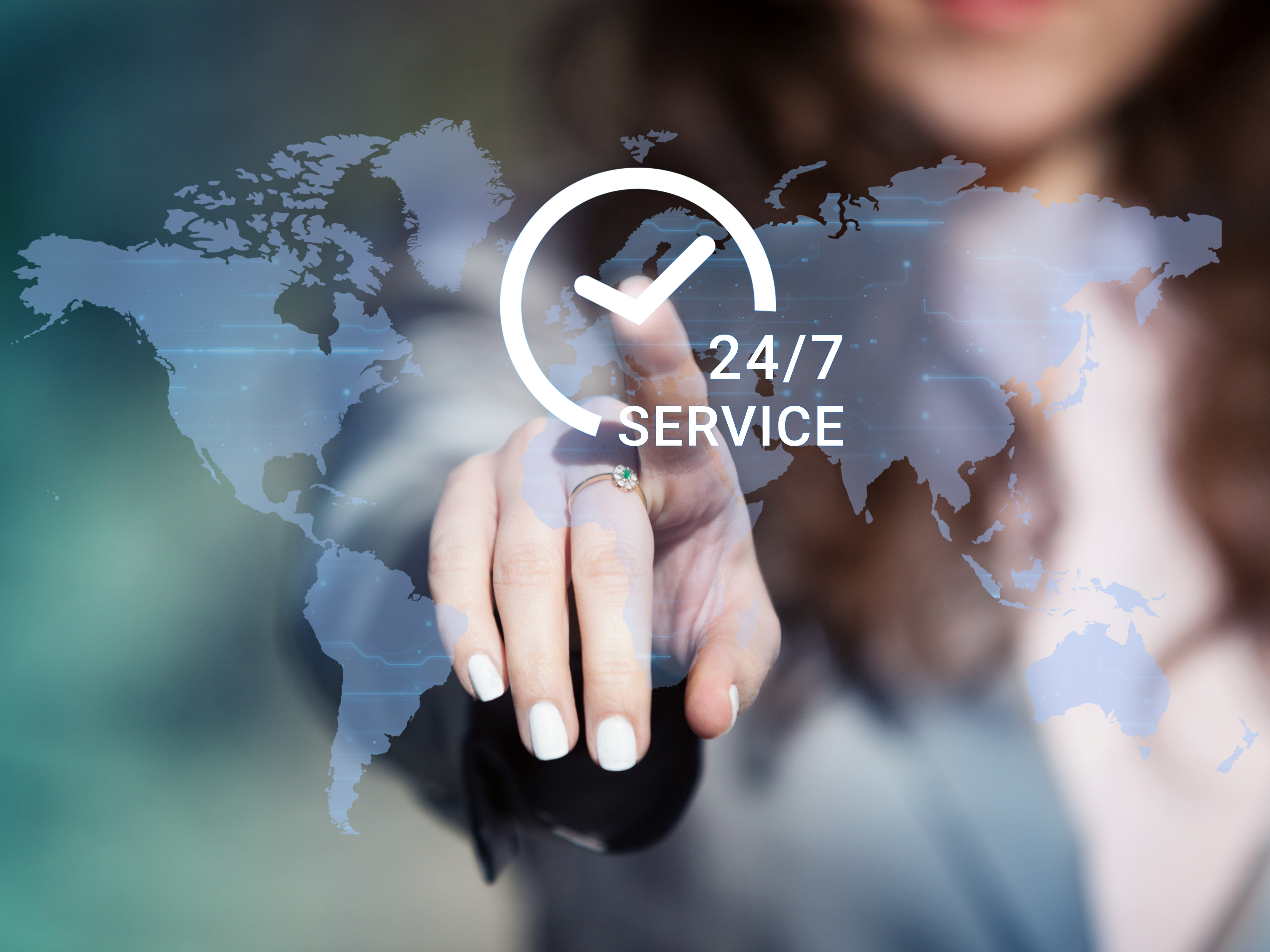 24/7 Customer Care